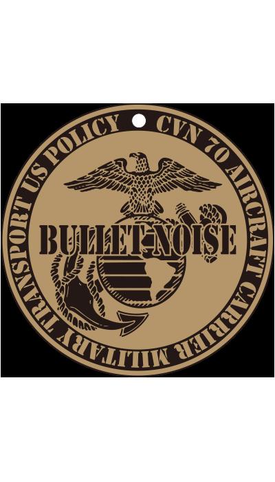 bullet noise